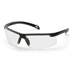 Pyramex SB8610DT Ever-Lite Safety Glasses-Clear Anti-Fog Lens