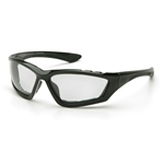Pyramex SB8710DTP Accurist Safety Glasses-Clear Anti-Fog Lens