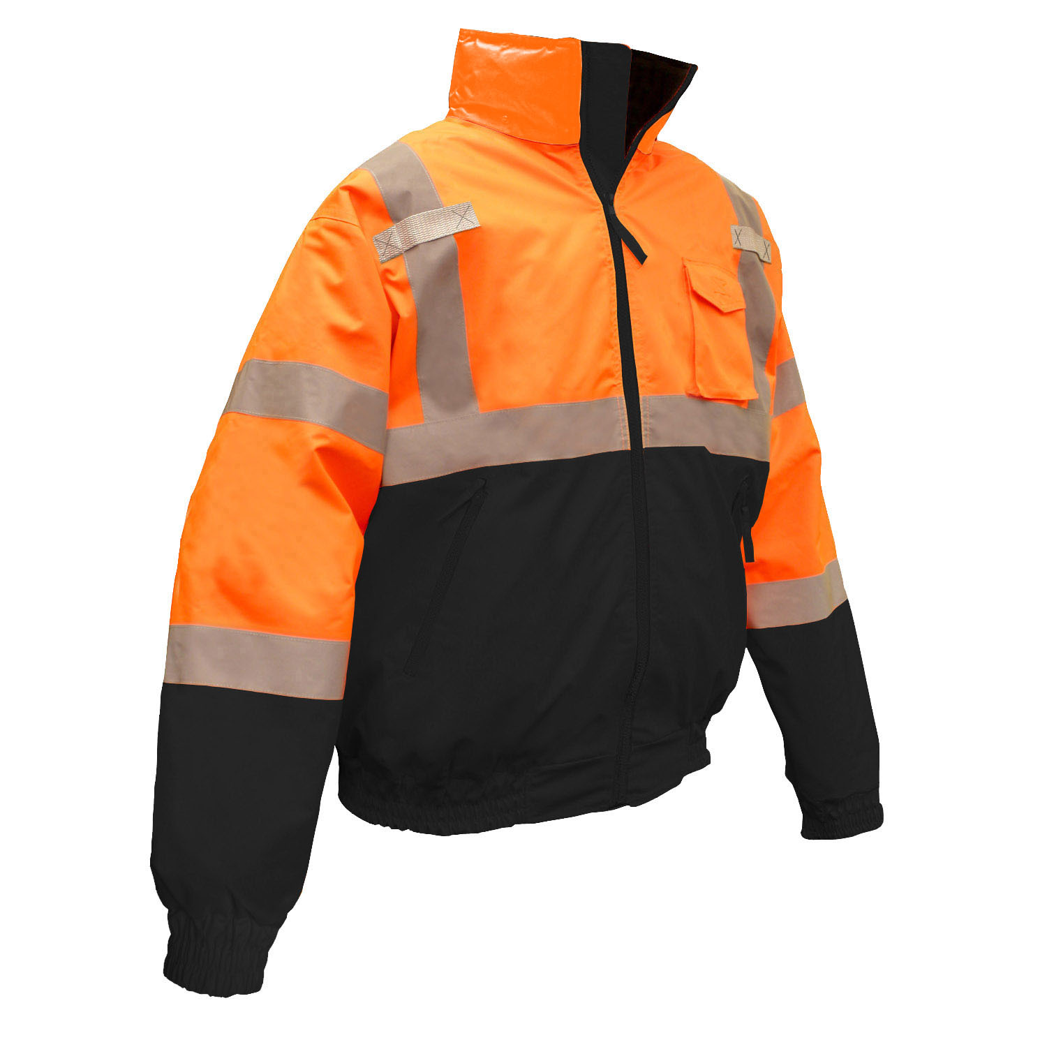 Radwear Sj110b Class 3 Two In One Hi Viz Orange Safety