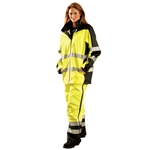 Speed Collection Premium Breathable Rain Jacket-Yellow