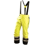 Speed Collection Premium Breathable Rain Pants-Yellow