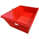 Trash Tray 1,200 lb. Capacity gravel, hoisting, bucket