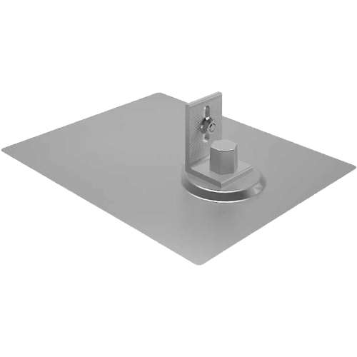 Sunmodo K10068 001 Ez Pitched Roof Mount Kit With L Foot