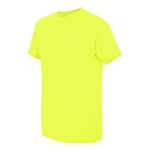 Hi Vis Safety Green Short Sleeved T-Shirt