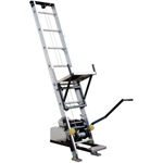 Tie Down Engineering TranzSporter 60040 TP250 Platform Hoist 28 ft,  4HP Lifan Engine