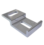S-5-FA Flanged Mini Clamp