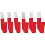 AJC Seamless Gutter Holders (6-Pack)