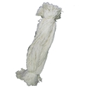 Cotton Mop Hanks White 2.5 lb. Cotton Mop Hanks White 2.5#