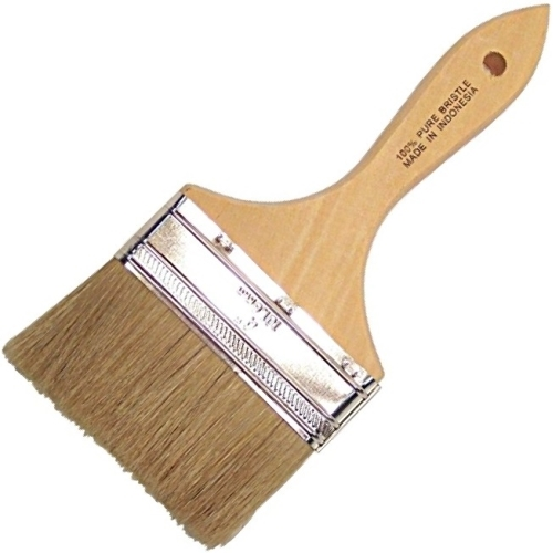 4 in. Chip Brush - Double Thick 4 inch, 4""