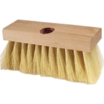 "7 in. Roof Brush - Threaded & Tapered coating, coating brush, 7"" Roof Brush, 138-1040, 138-1040TAP"