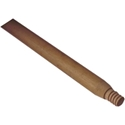 5 ft. Threaded Wood Handle wood extension handle, broom handle, pole, poles