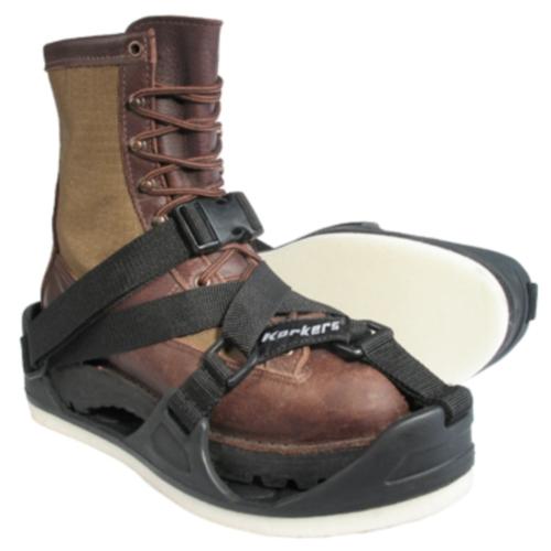 Korkers Ia5300 Tufftrax 3 In 1 Convertible Overshoe Sandal