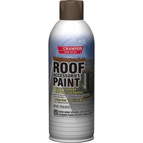 *Clearance* Roof Accessories Paint 202-1700, 202-1701, 202-1702, 202-1703, 202-1704, 202-1705, 202-1708, roof paint, roofing, accessory, paint, roof accessory paint, roof spray paint, weathered wood roof paint, roof flashing paint, flashing paint,