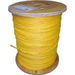Twisted Poly Rope, 1/4 in. x 1200%27