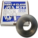 Make-a-Clamp Kit 4005 Box of 100 ft Banding make-a-clamp kit banding, 4005