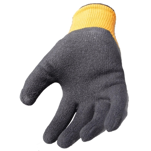 DeWalt DPG70 Textured Rubber Coated Gripper Glove - 337-DPG70
