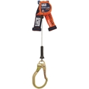 DBI/Sala 3500212 Nano-Lok Edge 9 ft. Cable SRL with Steel Rebar Hook