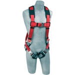 Protecta 1191253 Pro Vest-Style Harness w/Comfort Padding