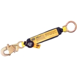DBI/Sala 1240362 Shock Absorber with Snaphook & D-Ring 19.5 in. length shock absorbing lanyard, guardian fall protection lanyard