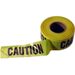 300 ft. Caution Tape (Yellow)