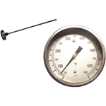Equipment Thermometer - 18 in. length