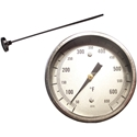Equipment Thermometer - 24 in. length