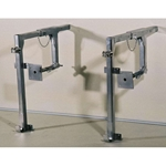 DuraChute Window/Parapet Outrigger (Set) Chutes International, DuraChute Window/Parapet Outrigger 0311