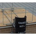 DuraChute Flat Roof Safety Frame Chutes International, DuraChute Flat Roof Safety Frame 0315