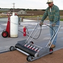 Red Dragon SPA 740 A Modified Bitumen Applicator