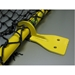 AES Raptor SKYNET 6 ft. x6 ft.  Skylight Fall Protection System - AES-SN-6-6