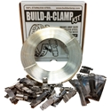 Build-A-Clamp 50-50-10 Kit make-a-clamp kit, make a clamp kit, clamp kit,