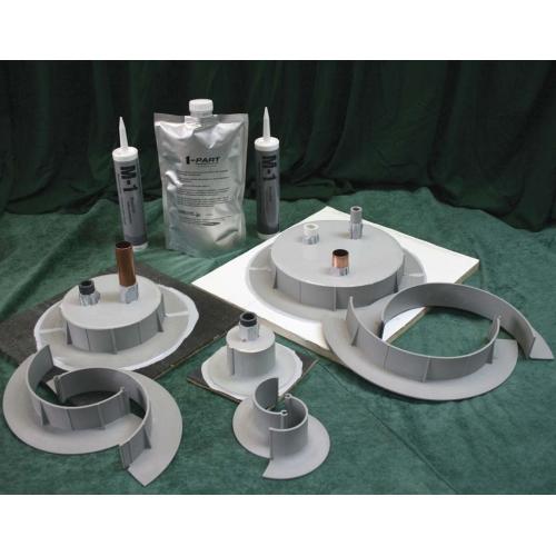 Chemcurb E 6 Quot Minicurb Kit