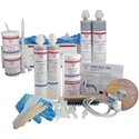 20 ft. Foundation Crack Repair Kit - Polyurethane Foam