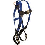 FallTech 7016 Contractor Harness, Universal Fit