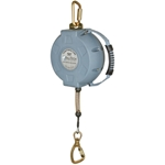 FallTech 727650 50 ft. Galvanized Cable Self Retracting Lifeline SRL
