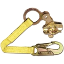 Guardian 01500 Rope Grab w/ attached 18 in. Extension Lanyard