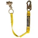 Guardian 01503 Rope Grab w/ attached 3 Shock Absorbing Lanyard