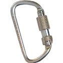 Guardian 01813-S-HS 3/4 in. Gate, Locking Carabiner