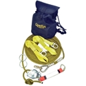 Guardian 04638 30 Ft. Kernmantle Horizontal Lifeline Kit HLL, fall arrest
