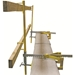 Guardian 15170 Parapet Wall Guardrail System - GUA-15170