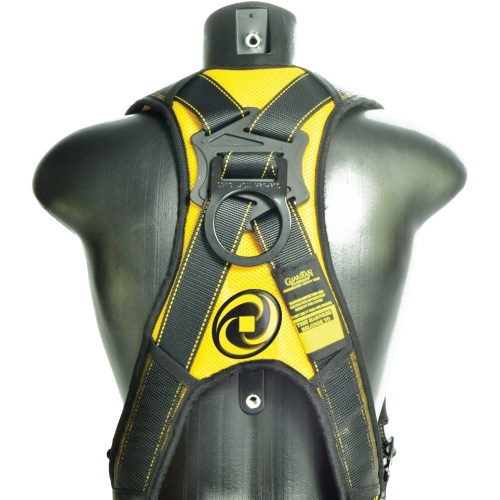 Guardian 21030 Cyclone Construction Harness Size M L Gua