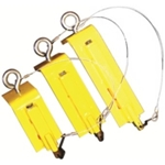 Guardian 4 in. Hanging Scaffolding Top Clamp