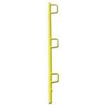 Guardian 61135 Universal Guardrail Post - 65 in.