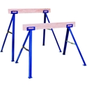 Trojan Sawhorse - Pair of 27 in. Horses
