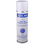 Lucas 310 Kwik-Dry Asphalt Surface Primer 17 OZ AEROSOL Lucas #310 Kwik-Dry Asphalt Surface Primer 17 OZ AEROSOL, Kwik-dry primer allows roofing crews to resume work sooner after application