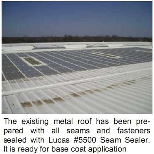 ... Lucas 5000 Thermoplastic Roof Coating 5 GAL   LUC 5000 ...