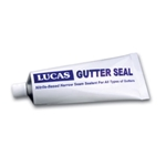 Lucas 5600 Gutter Seal 5 oz. Squeeze Tube