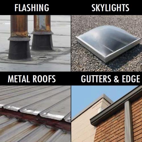 Omg Everseal Roof Repair Tape 12 5 In X 50 Ft Black