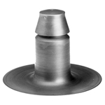 Portals Plus 71028 Aluminum 1-Way Vent