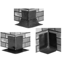 *Clearance* Portals Plus Premolded Corners